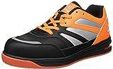 [ミドリ安全] 安全作業靴 JSAA認定 高視認 プロスニーカー WPA-RF01 メンズ オレンジ 27.5 cm