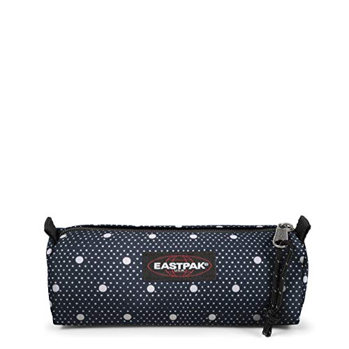 Eastpak BENCHMARK SINGLE Astuccio, 20 cm, Nero (Little Dot)