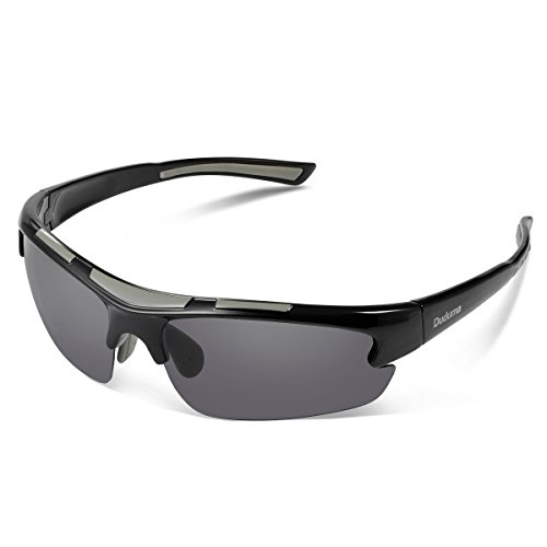 Polarized Designer Fashion Sports Sunglasses for Baseball Cycling Fishing Golf Tr62 Superlight Frame