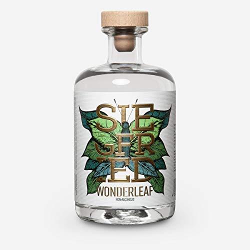Siegfried Wonderleaf   Alkoholfrei   Von den Machern des weltweit prämierten Siegfried Gin   Vegan   Zuckerfrei   18 Botanicals   500ML