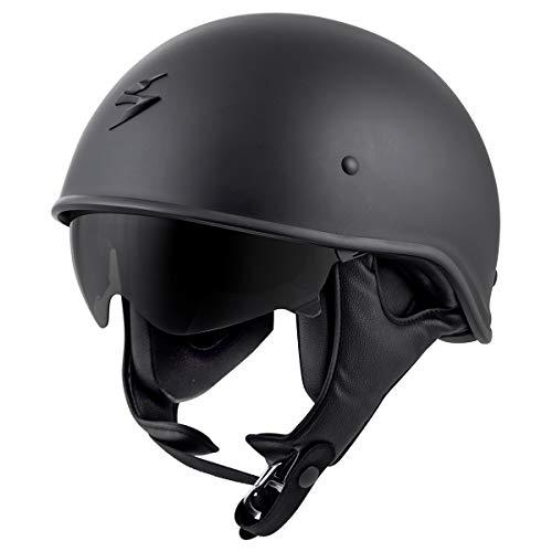 Scorpion C90 Helmet (Large) (Matte Black)