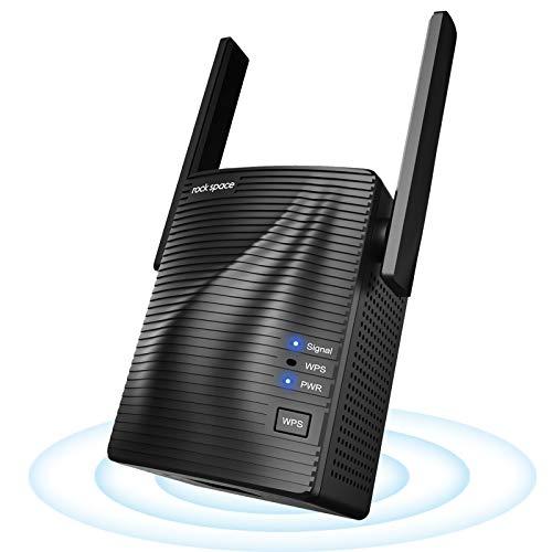 Ripetitore Segnale WiFi - Velocit Dual Band AC1200 WiFi Extender con Access Point/Gigabit...