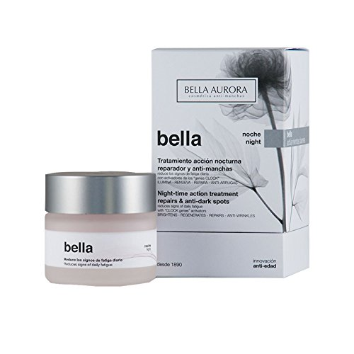 Bella Aurora Bella Crema Facial Noche Anti-Arrugas y Anti-Ed