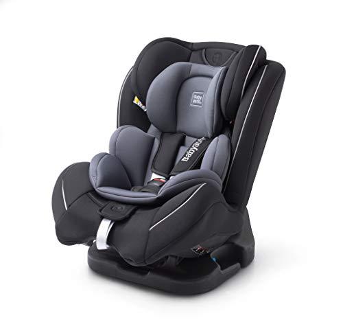 Siège auto évolutif 0+/1/2/3 (0-36kg) avec protection latérale, inclinable et...