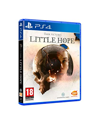 The Dark Pictures Anthology: Little Hope [Bonus Edition] (Deutsche Verpackung)