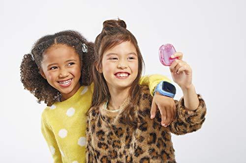 Image 4 - Little Tikes Smartwatch pour enfants Tobi le Robot avec caméras, vidéos, jeux et activités – Rose