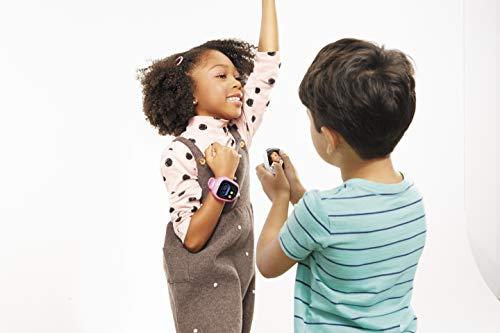 Image 7 - Little Tikes Smartwatch pour enfants Tobi le Robot avec caméras, vidéos, jeux et activités – Rose