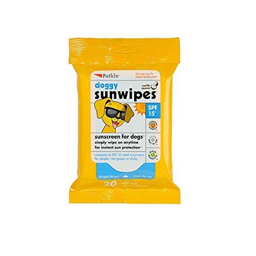 Petkin Doggy Sunwipes - 20 count