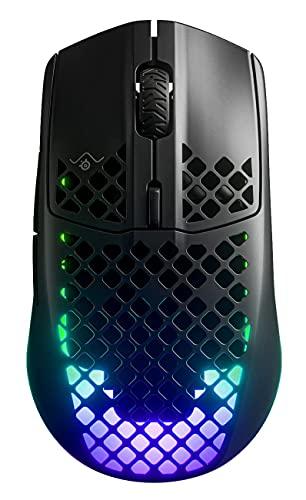 SteelSeries ゲーミングマウス 無線 ワイヤレス 2.4Ghz/Bluetooth USB-C高速充電対応 超軽量 IP54規格 防水...