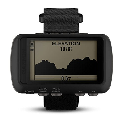 Garmin® Foretrex® 601 Wrist-mounted GPS Navigator with Smart Notifications