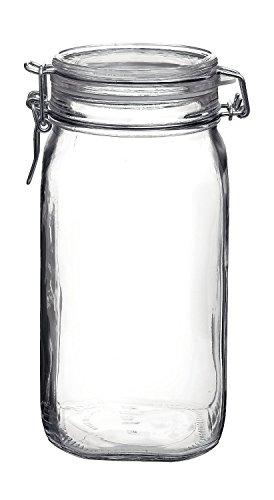 169oz (5L) Fido Round Clear Jar