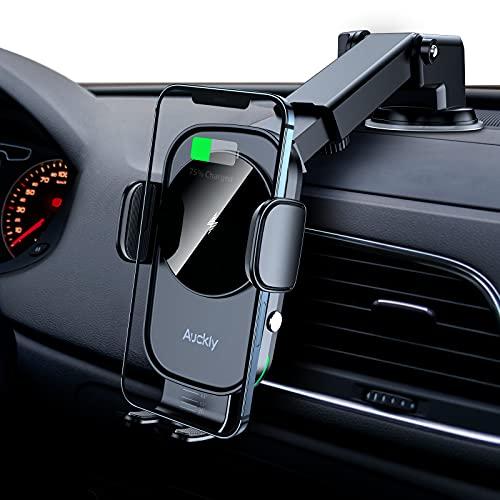Auckly 15W Caricatore Wireless Auto,Qi...