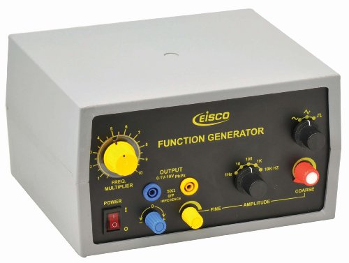 Eisco Labs Function Generator - 1Hz - 100kHz