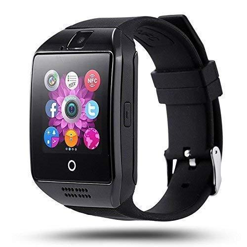 SNOOZEHUB Smart Watch Q18 Bluetooth Smartwatch, Android Smartwatch...