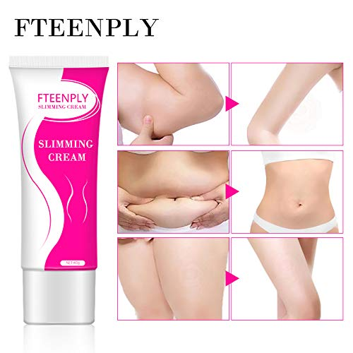 2Pack Hot Cream Tummy Slimming Cream Anti Cellulite Cream for Weight Loss Body Fat Burning Cream Cellulite Removal Cream for Women and Men Reducing Belly, Legs, Arms, Thigh and Waist Fat 3