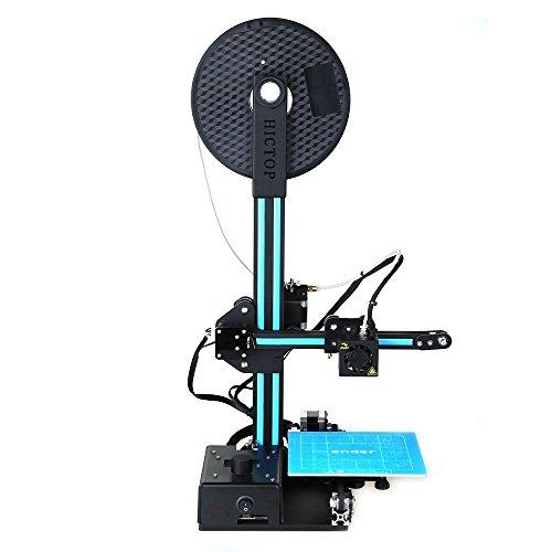 HICTOP 3Dプリンター Reprap Prusa i3 3D プリンターキット DIY アルミフレーム 未組立 高精度 PLAフィラメ...