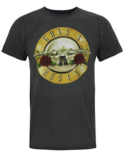 Uomo - Amplified Clothing - Guns N Roses - T-Shirt (S)