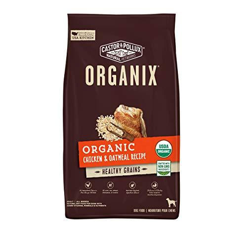 Castor & Pollux ORGANIX Organic Chicken & Oatmeal...