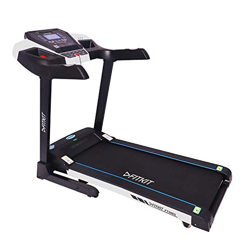 Fitkit FT200S 2.25HP (4.5HP Peak) Motorized Treadmill With Free Installation and Free Diet & Fitness Plan