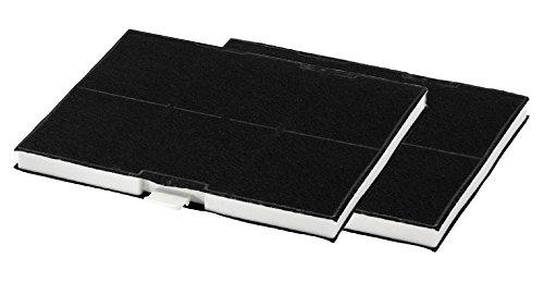 Set risparmio 2X Filtro ai carboni attivi per Siemens LZ53451, Bosch, Constructa, Neff, Junker,...