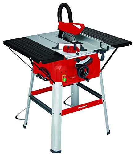 Einhell Tischkreissäge TC-TS 2025/1 U (2000 W, Sägeblatt Ø 250 x Ø 30 mm, max. Schnitthöhe 85 mm, Tischgröße 640x487 mm)