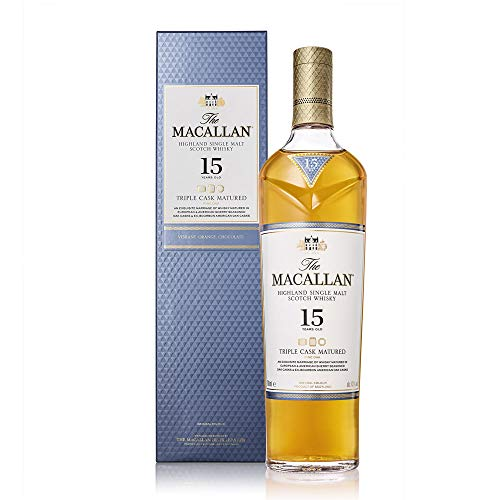 Macallan - Fine Oak 15 year old