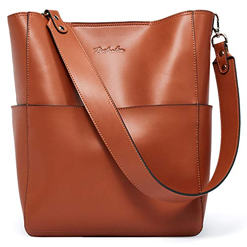 BOSTANTEN Women's Leather Designer Handbags Tote...