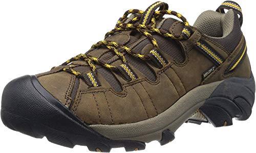 KEEN Men's Targhee II Hiking Shoe, Cascade Brown/Golden...