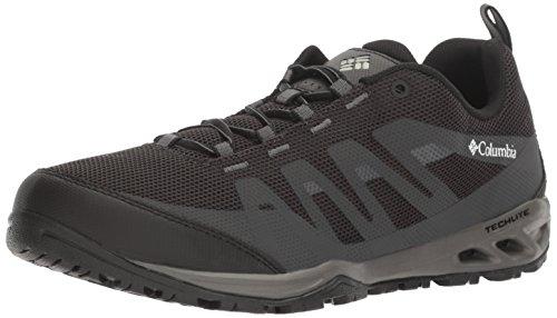 Columbia Vapor Vent, Zapatos Hombre, Black (Black, White 010), 40 EU