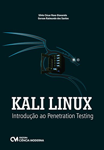 Kali Linux. Introduction to Penetration Testing