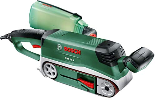 Bosch 06032A1000 Ponceuse à bande 'Universal' PBS 75 A