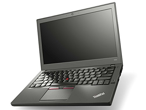Lenovo ThinkPad X250 Intel i5-5300U 2.30GHz 8GB RAM 256GB SSD Win 10 Pro Webcam (Renewed)