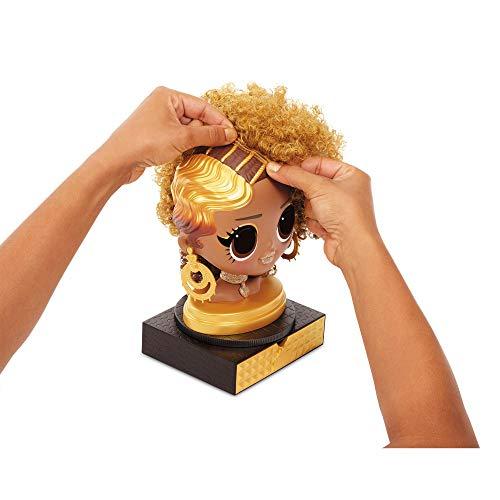 Image 7 - LOL Surprise Tête à coiffer OMG avec perruques aux coiffures infinies - 30 surprises et accessoires - Royal Bee
