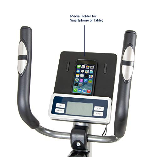 Body Champ 3-in-1 Exercise Machine, Trio Trainer, Elliptical and Upright Recumbent Bike 4
