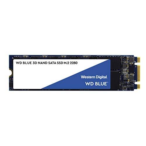 Western Digital SSD 2TB WD Blue PC M.2-2280 SATA WDS200T2B0B-EC 【国内正規代理店品】