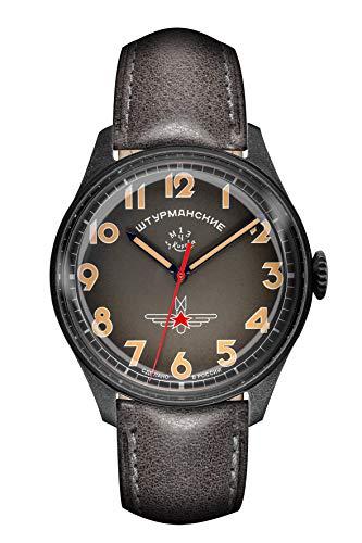 Sturmanskie Herrenuhr Gagarin Vintage Retro - Limitiert 500 2609-3700478