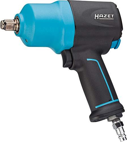Hazet 9012EL-SPC Druckluft-Schlagschrauber, max. Lösemoment 1700 Nm, Vierkant 12,5 mm (1/2 Zoll)