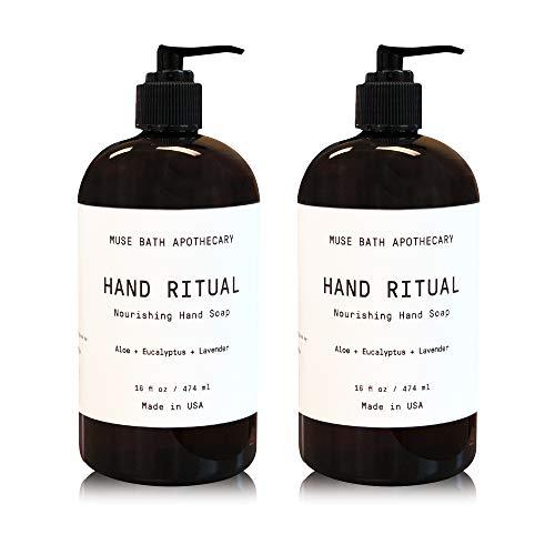 Muse Bath Apothecary Hand Ritual - Aromatic and Nourishing Hand...