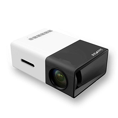 Mini Proiettore, Deeplee LCD LED Proiettore Home...