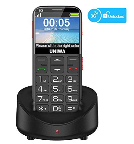 41d2D978NGL - 6 Best Cell Phone for Seniors with Dementia