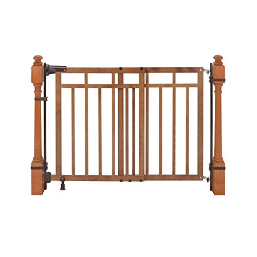 Summer Banister and Stair Gate With Dual...