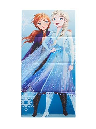 Idea Nuova Disney Frozen 2 Kids Accordion Folding Portable Nap Mat
