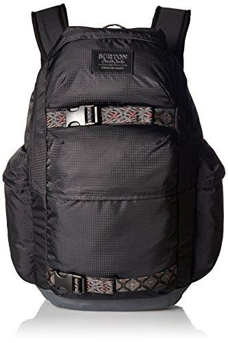 Burton Kilo Backpack, True Black Mini Rip