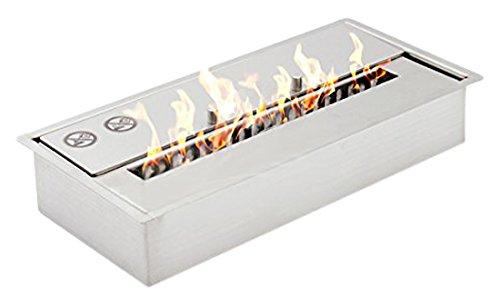 Moda Flame EPB4015 Pro 1.5L Bio Ethanol Fireplace Burner Insert
