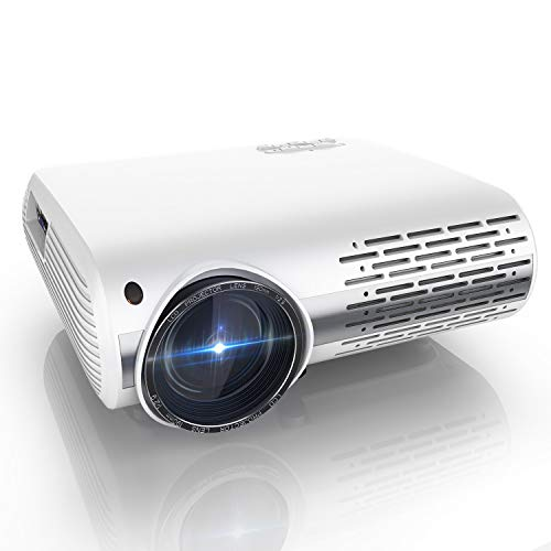 Proyector, YABER Y30 8000 Lúmenes Proyector Full HD 1920x1080P...