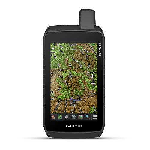 Garmin Montana 700 GPS Handheld Touchscreen Navigator