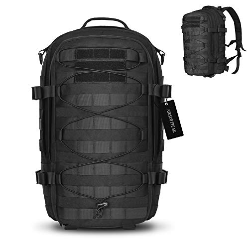 AIRSOFTPEAK Tactical Backpack Military...