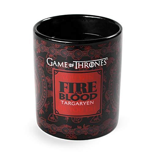 Game of Thrones SCMG24715 Tazas, multicolor