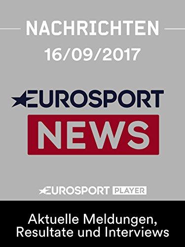 Nachrichten: Eurosport News - Aktuelle Meldungen, Resultate und Interviews