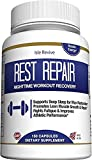 Glutamine BCAA Capsules | Post Workout Recovery | Muscle Building and Sleep Supplement, A Blend of L-Glutamine and Amino Acids, All Natural Pills for Men and Women (150 Capsules, 30 Day Supply)
